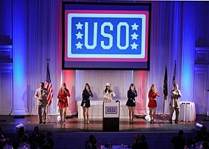 USO to Honor Military Heroes and Volunteers at 49th USO Armed Forces Gala & Gold Medal Dinner