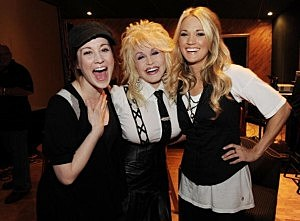 Kellie, Dolly & Carrie