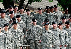 Memorial Day Commemorated In U.S. Army Base In Seoul