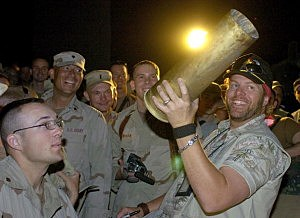 Toby Keith and the Troops