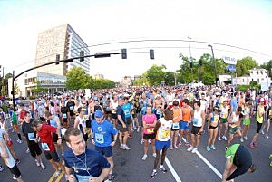 Country Music Marathon & 1/2 Marathon Presented By Nissan