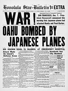 War Bulletin