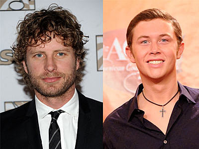 Dierks Bentley/Scotty McCreery