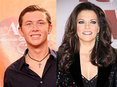 Scotty McCreery/Martina McBride