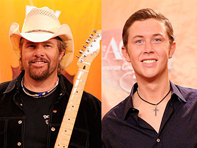 Toby Keith/Scotty McCreery