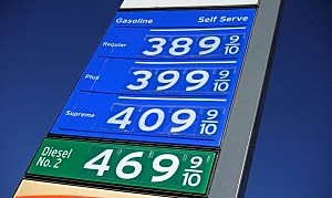 Gas Prices Continue To Rise Nationally