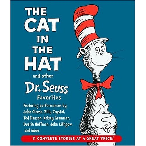 Dr Seuss Who Is He: K-LAW Top 5 Favorite Dr. Seuss Quotes