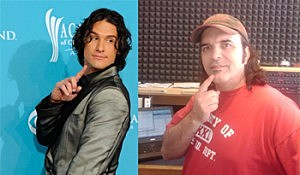Joe Nichols and Frank