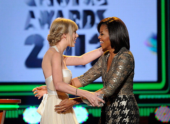 Taylor Swift/Michelle Obama