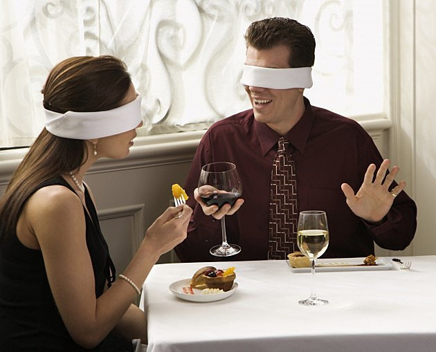 Blindfolded Dining