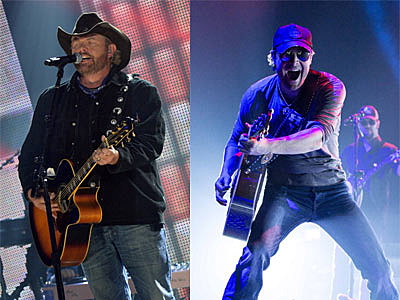 Toby Keith/Eric Church
