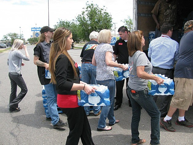 Townsquare Media Lawton - Moore Relief Effort
