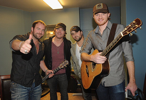 Tyler Farr and friends