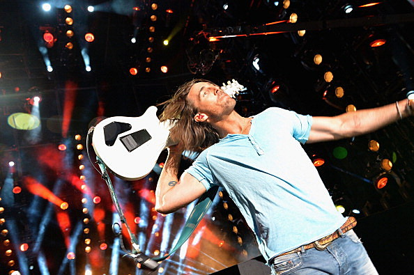 Jake OWen at CMA Fest