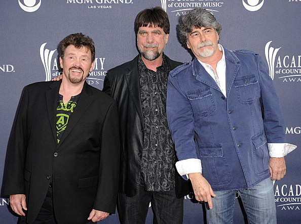 Alabama at CMA Awards