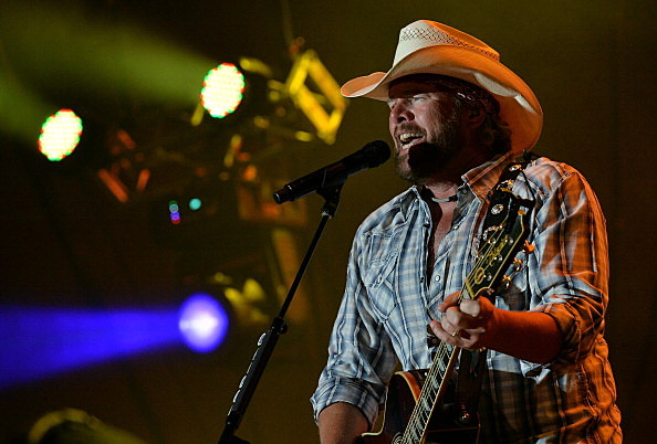 Toby Keith Concert Fundraiser