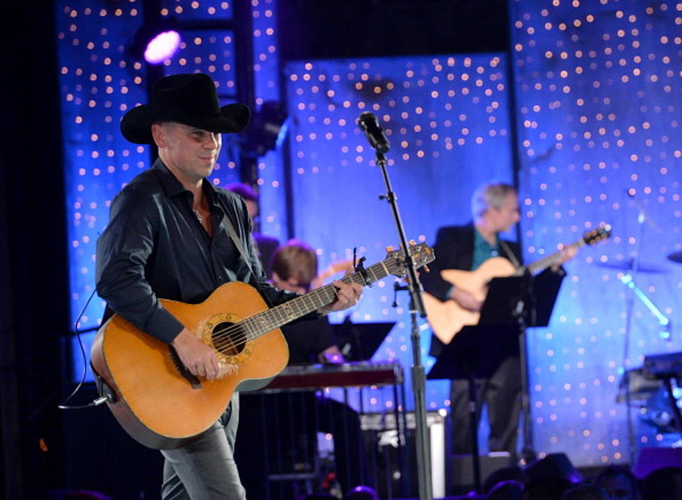 Kenny Chesney Was Too Shy to Sing in Christmas Pageants As a Kid [VIDEO]