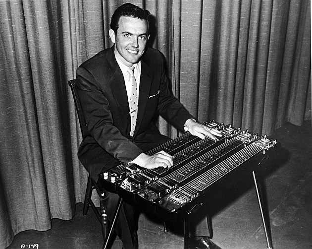 Playing Pedal Steel Guitar