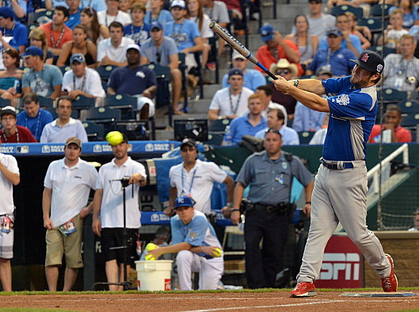 David Nail @ Taco Bell All-Star Legends & Celebrity Softball Game
