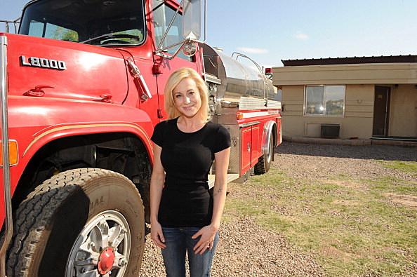 Kellie Pickler @ Arizona Country Thunder Music Festival
