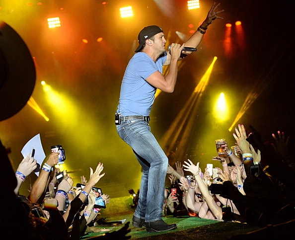 Luke Bryan @ Kicker Country Stampede