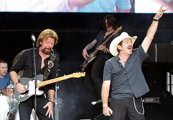 Brooks & Dunn @ Bayou Country Superfest