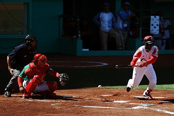 Rusney Castillo @ XVI Pan American Games