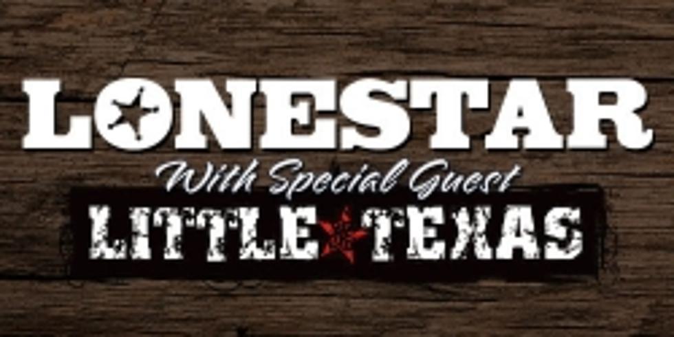 Little Texas Lonestar Rock Sugar Creek Event Center