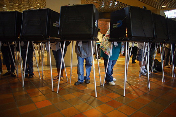 Early Voting Starts In Florida