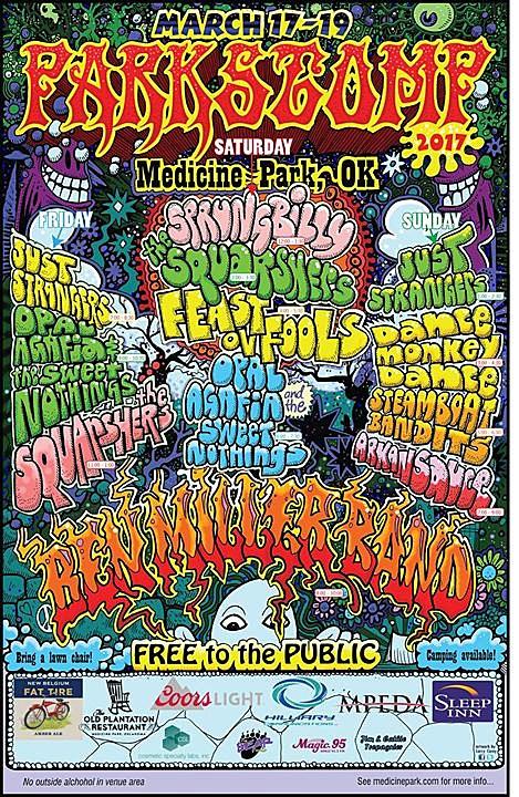 photo courtesy of www.facebook.com/Medicine-Park-Events