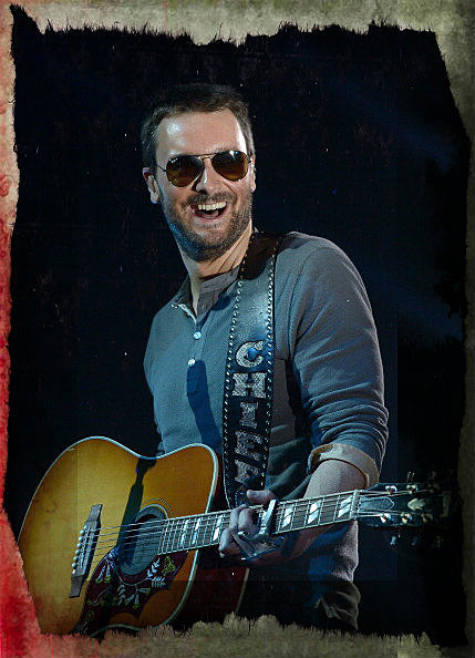 "Eric Church Celebrates Release Of New Album ""The Outsiders"" With The Outsiders Live Tour"