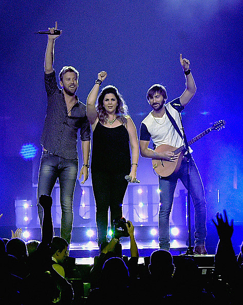 Lady Antebellum Wheels Up 2015 Tour