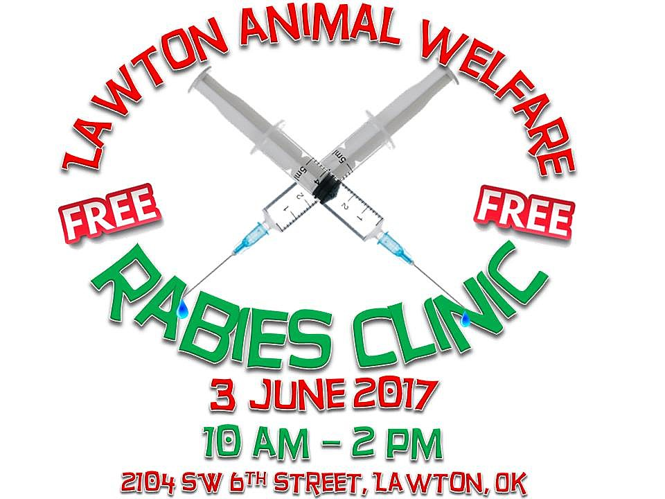 photo courtesy of Lawton Animal Welfare