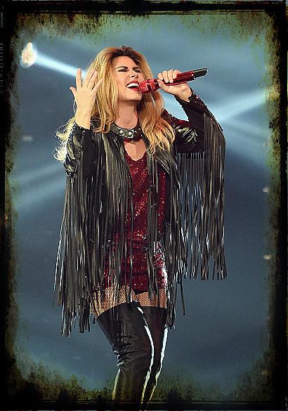 Shania Twain In Concert - New York, New York